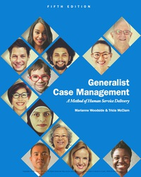 Generalist Case Management: A Method of Human Service Delivery, 5th Edition – PDF ebook*