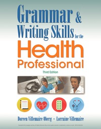 Grammar and Writing Skills for the Health Professional, 3rd Edition – PDF ebook*