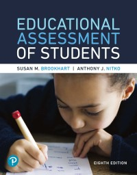 Educational Assessment of Students, 8th Edition – PDF ebook*