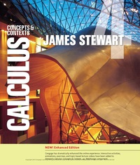Calculus: Concepts and Contexts, Enhanced Edition, 4th Edition – PDF ebook*
