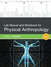 Lab Manual and Workbook for Physical Anthropology, 8th Edition – PDF ebook*