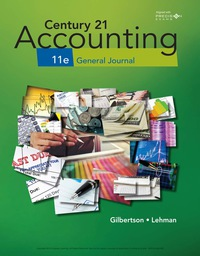 Century 21 Accounting: General Journal, 11th Edition – PDF ebook*