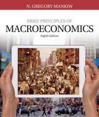 Online Study Guide for Mankiw's Brief Principles of Macroeconomics, 8th Edition – PDF ebook*