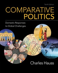Comparative Politics: Domestic Responses to Global Challenges, 10th Edition – PDF ebook*
