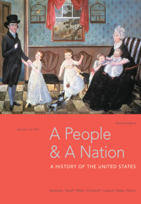 A People and a Nation, Volume I: to 1877, 11th Edition – PDF ebook*