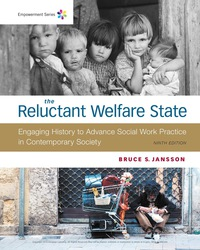 Empowerment Series: The Reluctant Welfare State, 9th Edition – PDF ebook*