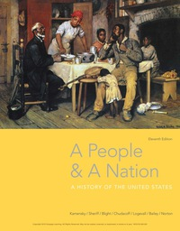 A People and a Nation: A History of the United States, 11th Edition – PDF ebook*