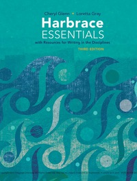 Harbrace Essentials with Resources for Writing in the Disciplines with APA Updates, 3rd Edition – PDF ebook*