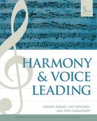 Harmony and Voice Leading, 5th Edition – PDF ebook*