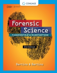Forensic Science: Fundamentals & Investigations, 2nd Edition – PDF ebook*