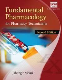 Fundamental Pharmacology for Pharmacy Technicians, 2nd Edition – PDF ebook*