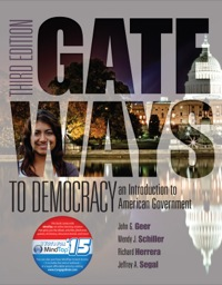 Gateways to Democracy: An Introduction to American Government, 3rd Edition – PDF ebook*