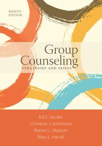 Group Counseling: Strategies and Skills, 8th Edition – PDF ebook*