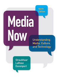 Media Now: Understanding Media, Culture, and Technology, 9th Edition – PDF ebook*