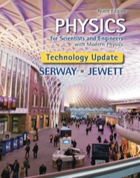 Physics for Scientists and Engineers with Modern Physics, Technology Update, 9th Edition – PDF ebook*