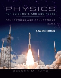 Physics for Scientists and Engineers: Foundations and Connections, Advance Edition, Volume 2, 1st Edition – PDF ebook*