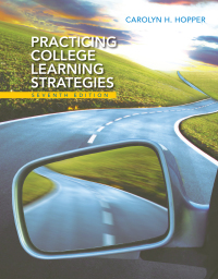 Practicing College Learning Strategies, 7th Edition – PDF ebook*