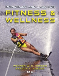 Principles and Labs for Fitness and Wellness, 13th Edition – PDF ebook*