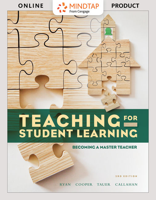 Teaching for Student Learning: Becoming a Master Teacher, Loose-leaf Version, 3rd Edition – PDF ebook*